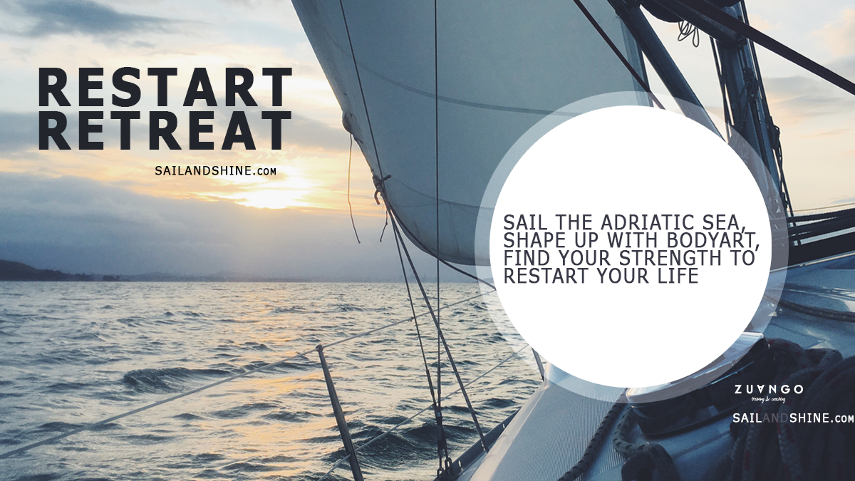 Restart Retreat: bodyART & sailing